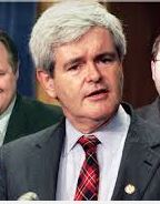I'm definitely NOT a fan of Newt, but he also could be part of a coordinated Republican leadership effort to denounce and de-legitimize the Trump hate fest.