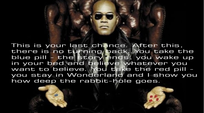 morpheus-page-red pill blue pill